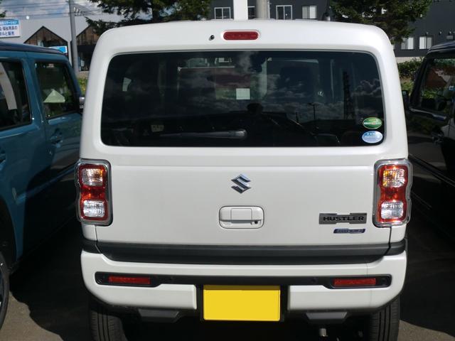 ハイブリッドG 4WD セーフティサポート装着車(4枚目)