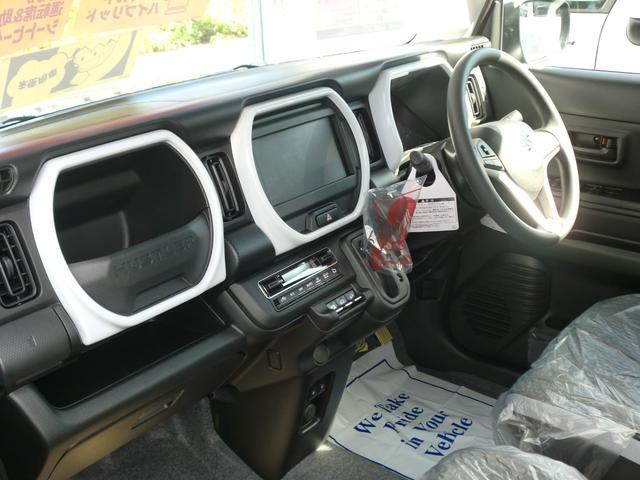 ハイブリッドG 4WD 届出済未使用車 セーフティサポート装着車(21枚目)
