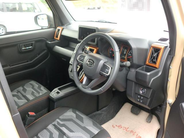 Gターボ 4WD 16インチアルミ インチアップ スマートアシスト搭載車 スタッドレスタイヤ付(19枚目)