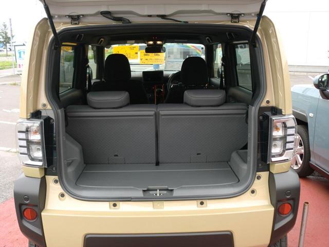 Gターボ 4WD 16インチアルミ インチアップ スマートアシスト搭載車 スタッドレスタイヤ付(26枚目)