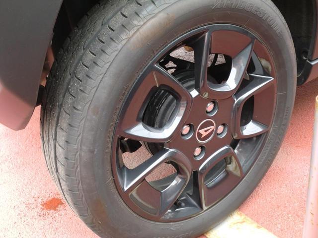 Gターボ 4WD 16インチアルミ インチアップ スマートアシスト搭載車 スタッドレスタイヤ付(30枚目)