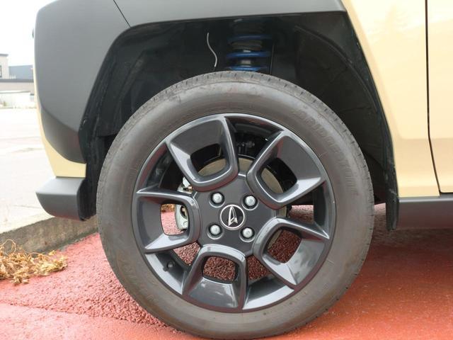 Gターボ 4WD 16インチアルミ インチアップ スマートアシスト搭載車 スタッドレスタイヤ付(33枚目)