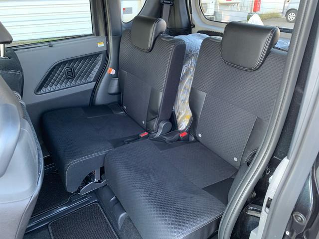 カスタムRS4WD 両側電動スライドドア 9インチナビ(4枚目)