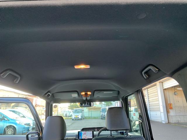 カスタムRS4WD 両側電動スライドドア 9インチナビ(7枚目)
