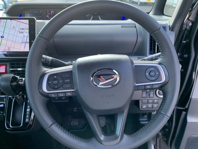カスタムRS4WD 両側電動スライドドア 9インチナビ(20枚目)