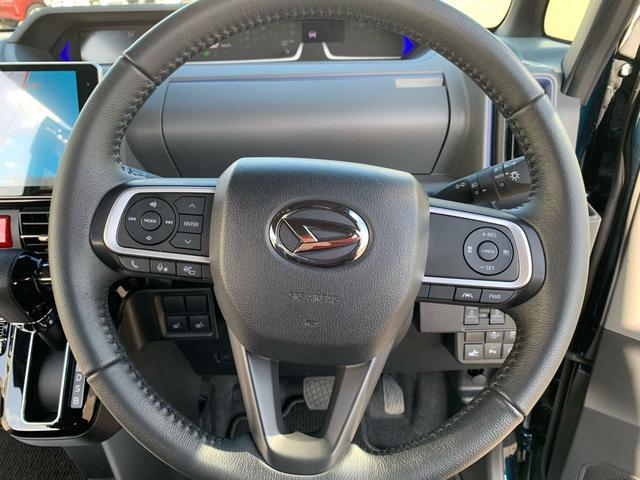 カスタムRS 4WD 両側電動スライドドア・9インチナビ・スマートパノラパーキングアシスト・コーナーセンサー・アダブティブドライビングビーム・フルLEDヘッドライト・アダブティブクルーズコントロール・次世代スマアシ(14枚目)