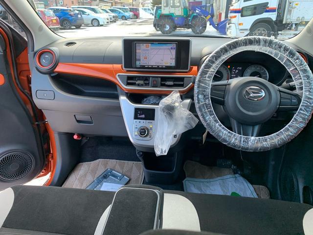 アクティバX ワンオーナー・4WD・ナビ・オートエアコン・スタッドレスタイヤ(11枚目)
