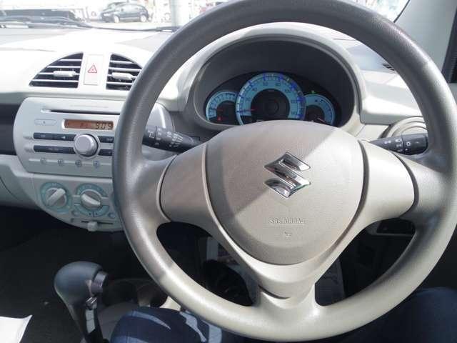 スズキ アルトエコ ECO-S 4WD キーレス エネチャージ