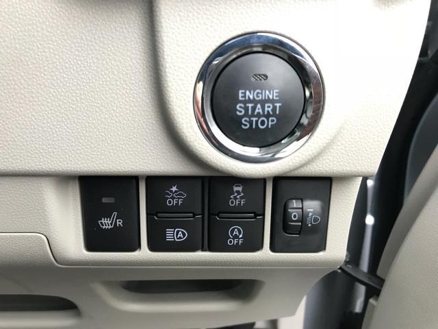 ダイハツ ムーヴ X SAIII 4WD エコアイドル スマートキー