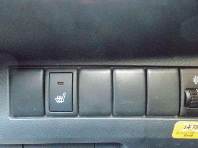 S FOUR 4WD キーレス シートヒーター 盗難防止装置(11枚目)