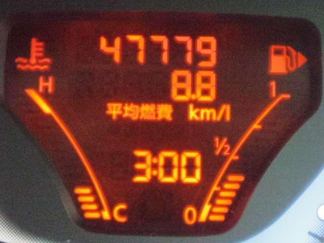 15X FOUR 4WD キーレス ETC CD(8枚目)