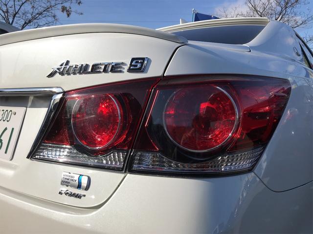 アスリートS Four 4WD TV ナビ バックカメラ(7枚目)