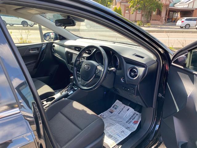 150X Sパッケージ 4WD トヨタセーフティーセンス レーン逸脱防止 Fワイパーデアイサー 純正エンジンスターター Fドライブレコーダー 純正フルセグナビ CD SD Bluetooth 夏タイヤ純正アルミ16インチ(7枚目)