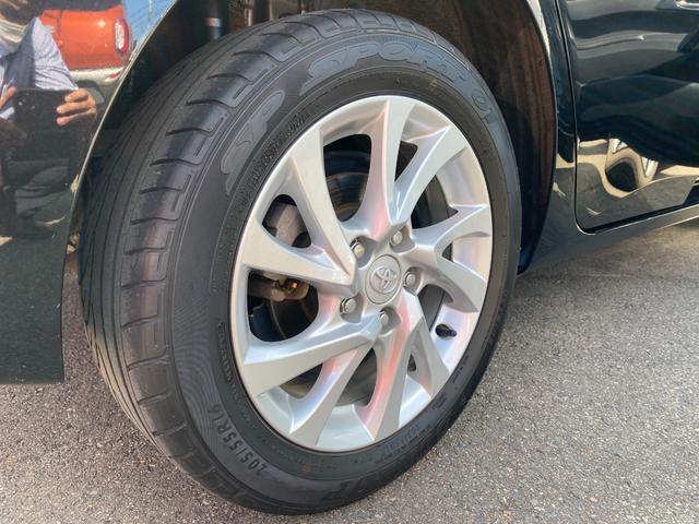 150X Sパッケージ 4WD トヨタセーフティーセンス レーン逸脱防止 Fワイパーデアイサー 純正エンジンスターター Fドライブレコーダー 純正フルセグナビ CD SD Bluetooth 夏タイヤ純正アルミ16インチ(19枚目)