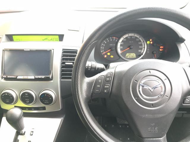 マツダ プレマシー 20C リミテッド 4WD