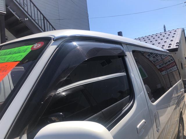 「トヨタ」「ハイエース」「ミニバン・ワンボックス」「北海道」の中古車34