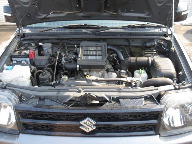 スズキ ジムニー ランドベンチャー キーレス ETC MT ABS 4WD