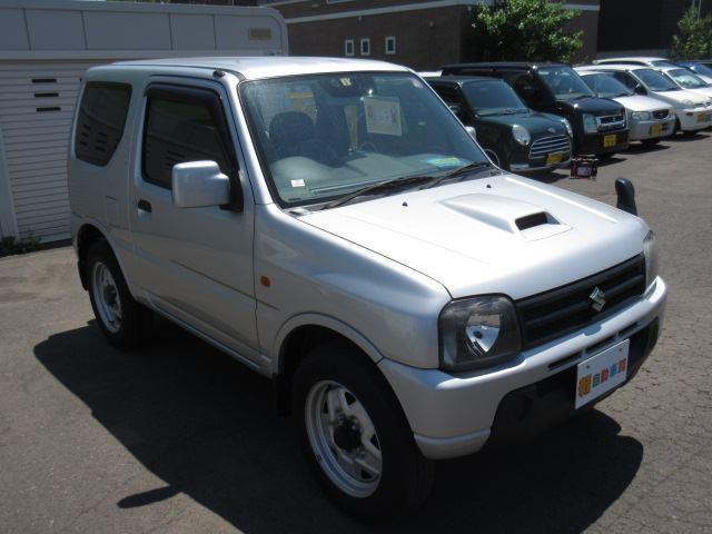 スズキ ジムニー XG ターボ ABS 4WD