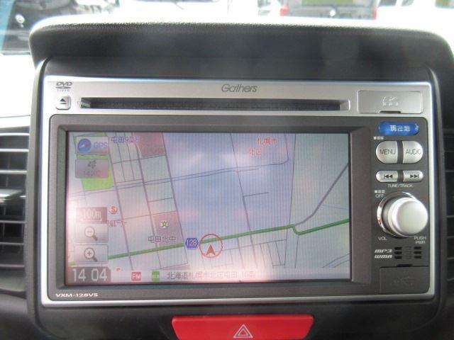 ホンダ N BOXカスタム G ナビTV バックカメラ スマートキー HID 4WD