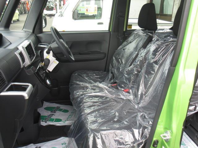 ダイハツ ウェイク L SAII 登録済未使用車 両側パワスラ ABS 4WD