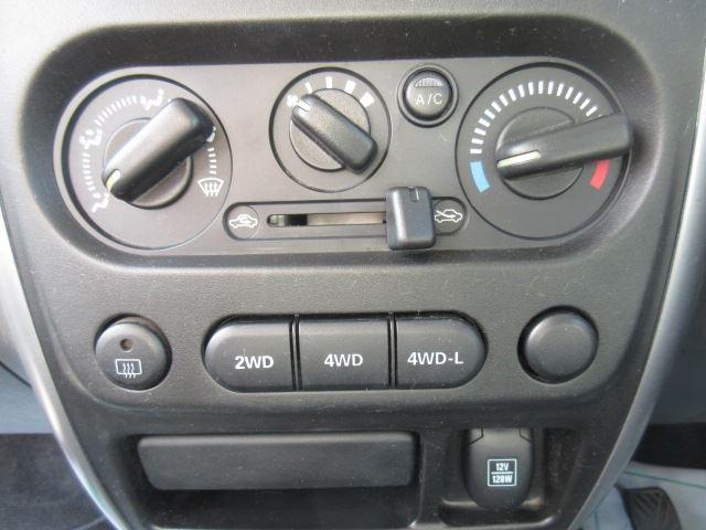 スズキ ジムニー クロスアドベンチャーXA ターボ MT車 ABS 4WD