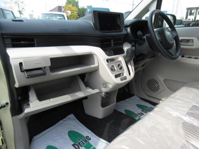 ダイハツ ムーヴ L SAII ABS エコアイドル 4WD