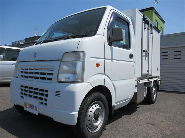 冷蔵冷凍車 マニュアル ABS 4WD(16枚目)