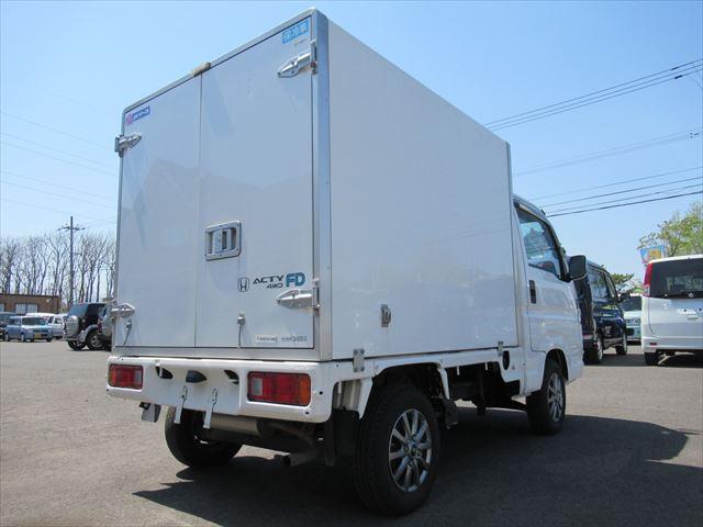 保冷車 マニュアル 4WD(2枚目)