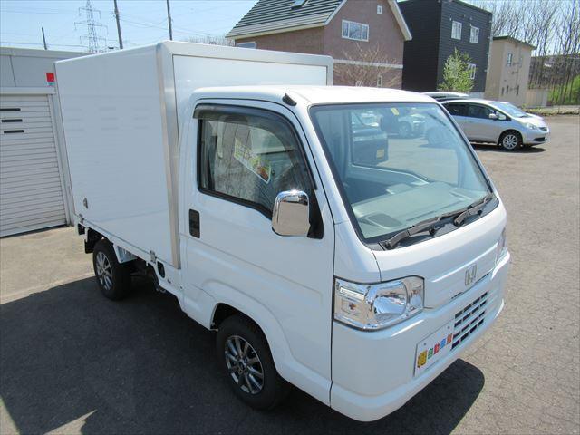 保冷車 マニュアル 4WD(12枚目)