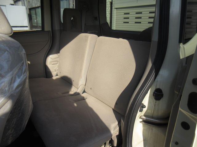 G 車いす仕様車 スローパー 福祉車両 ABS 4WD(6枚目)