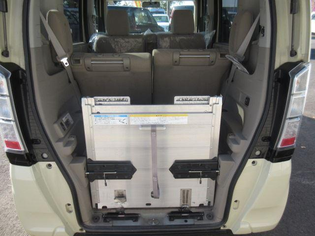 G 車いす仕様車 スローパー 福祉車両 ABS 4WD(7枚目)