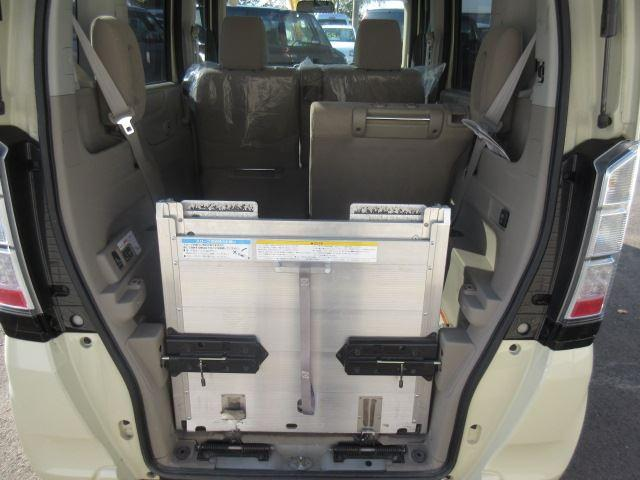 G 車いす仕様車 スローパー 福祉車両 ABS 4WD(8枚目)