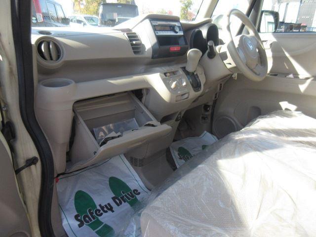 G 車いす仕様車 スローパー 福祉車両 ABS 4WD(10枚目)