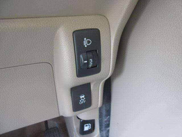 G 車いす仕様車 スローパー 福祉車両 ABS 4WD(14枚目)