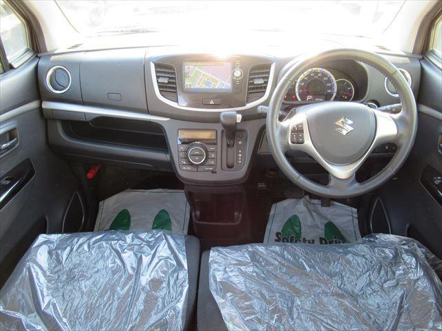 T ターボ 4WD ナビTV ABS エネチャ スマートキー(4枚目)