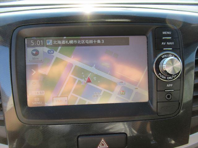 T ターボ 4WD ナビTV ABS エネチャ スマートキー(11枚目)