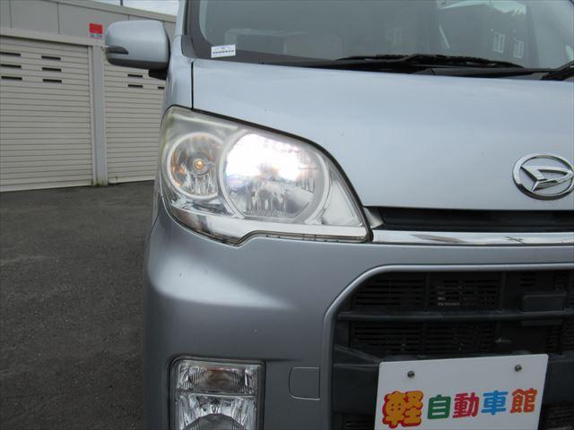 カスタムRS ターボ ABS スマキー HID 4WD(16枚目)