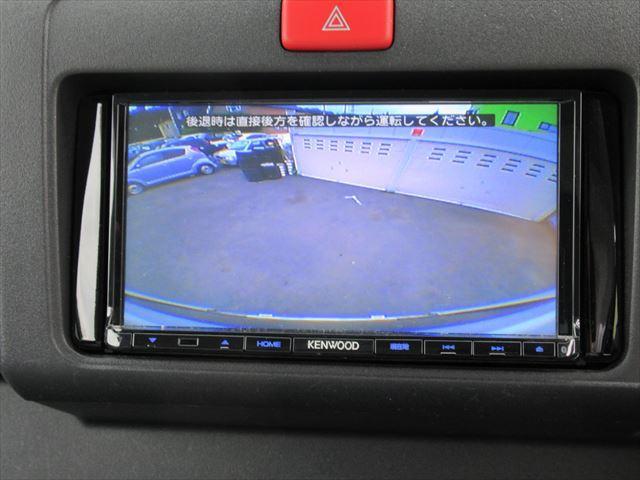 パネルバン ハイルーフ ABS メモリーナビ TV 4WD(8枚目)