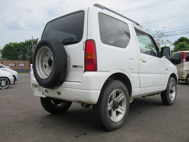 XC ABS マニュアル車 4WD(2枚目)