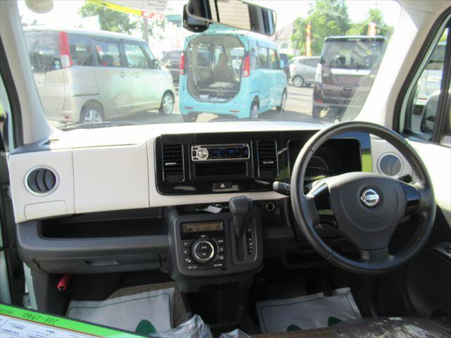 G FOUR ターボ ABS ワンオーナー スマキー 4WD(9枚目)