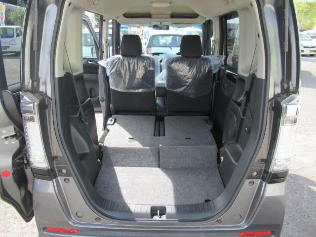 G・ターボパッケージ ナビTV ABS パワスラドア 4WD スマートキー(11枚目)