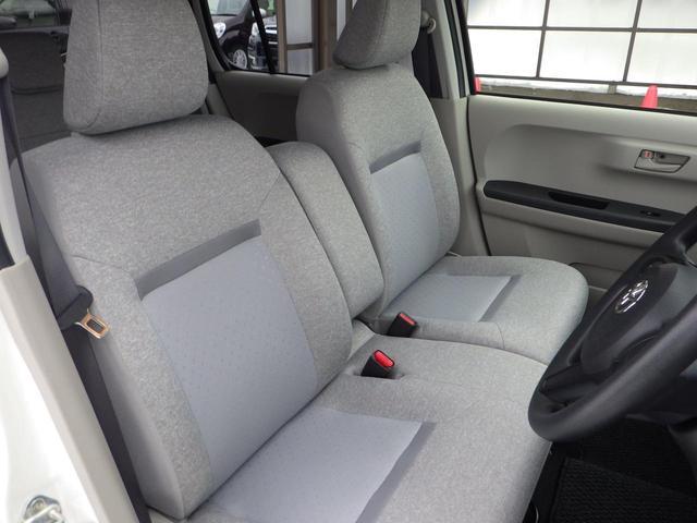 フロントシートには便利なベンチシートを採用しております♪表皮の状態も良好♪
