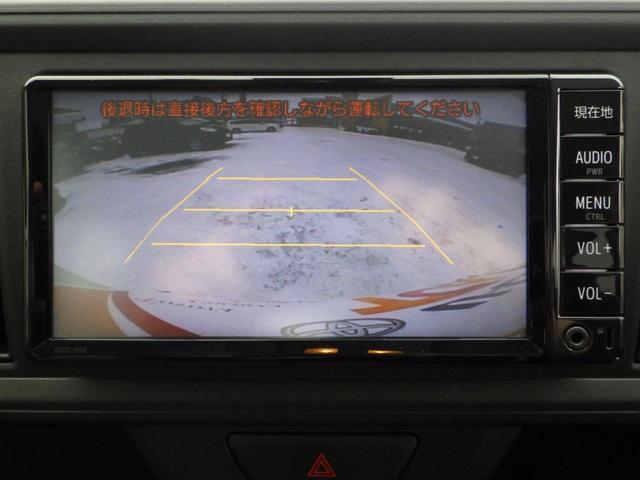 バックカメラも付いています♪駐車の時に便利なのはもちろんのこと安心安全ですね!