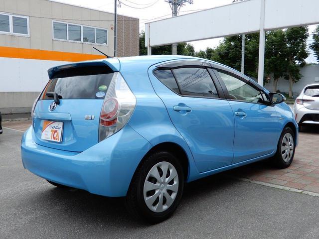 「トヨタ」「アクア」「コンパクトカー」「北海道」の中古車10
