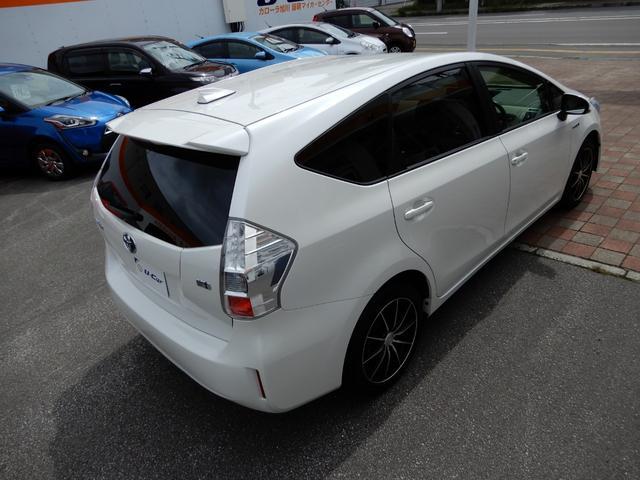 「トヨタ」「プリウスアルファ」「ミニバン・ワンボックス」「北海道」の中古車34