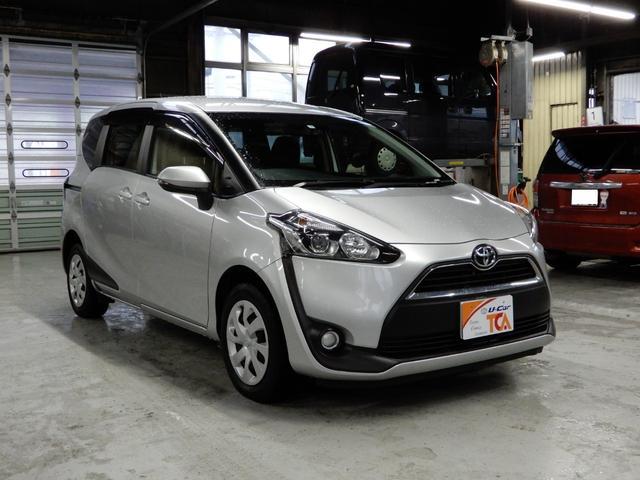 「トヨタ」「シエンタ」「ミニバン・ワンボックス」「北海道」の中古車11