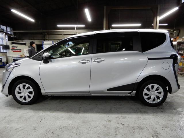「トヨタ」「シエンタ」「ミニバン・ワンボックス」「北海道」の中古車16