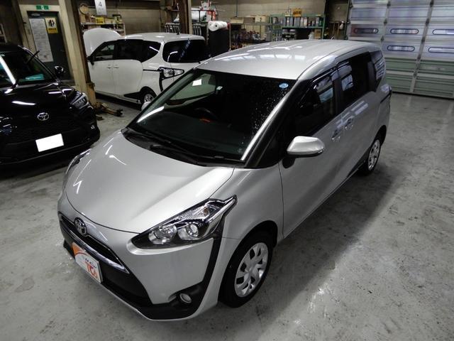 「トヨタ」「シエンタ」「ミニバン・ワンボックス」「北海道」の中古車17