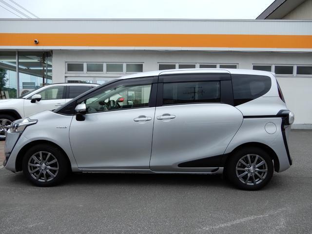 「トヨタ」「シエンタ」「ミニバン・ワンボックス」「北海道」の中古車12