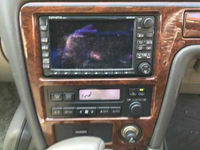 トヨタ マークII グランデFour 4WD 社外18W 社外マフラー Tベル済